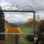 Blick auf den Hohenzollern